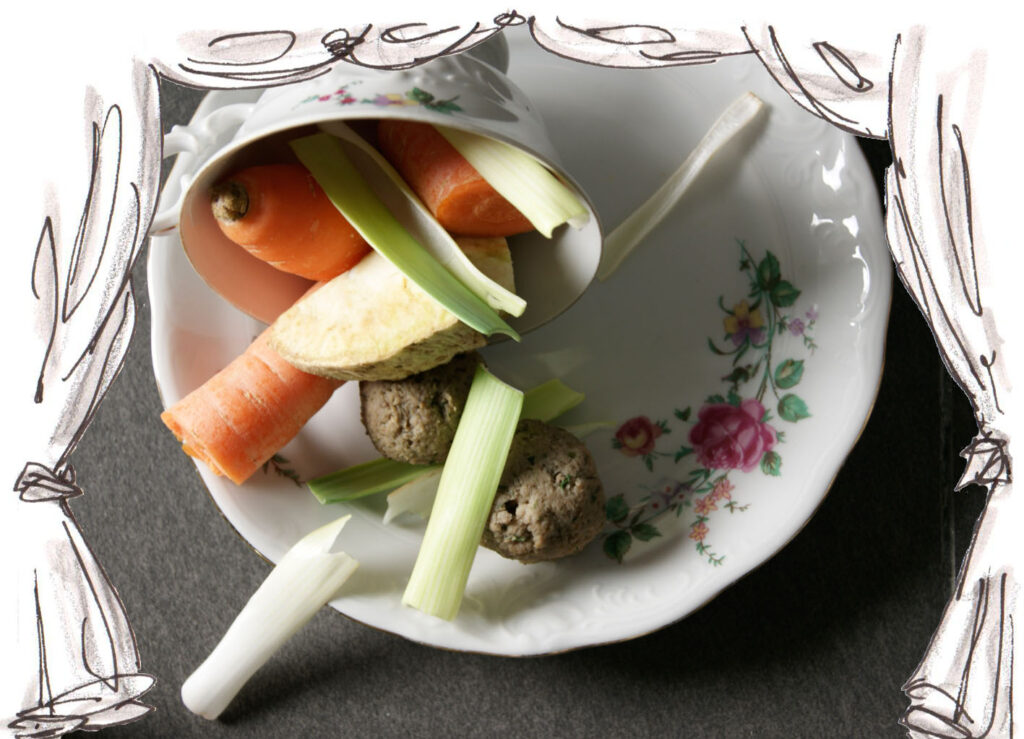 Leberknödel - Austrian Recipe Liver Dumplings