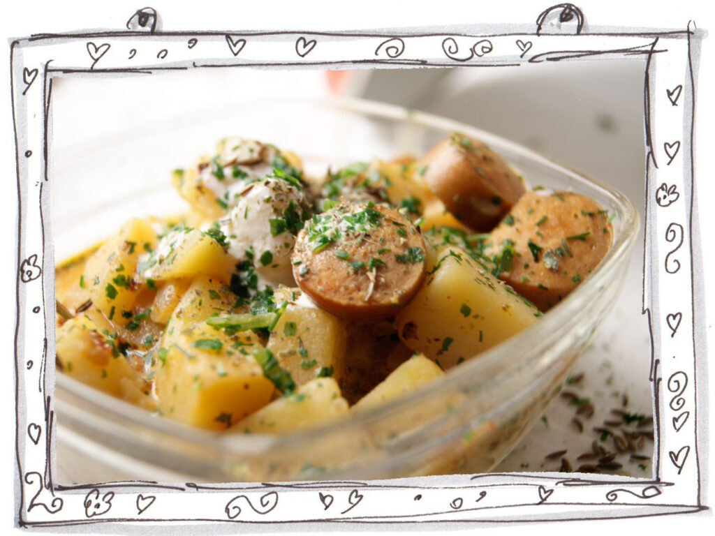 Viennese Potato Goulash