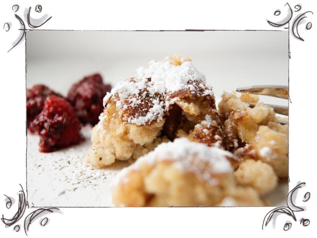 03 Kaiserschmarrn - Viennese Sugared Pancakes