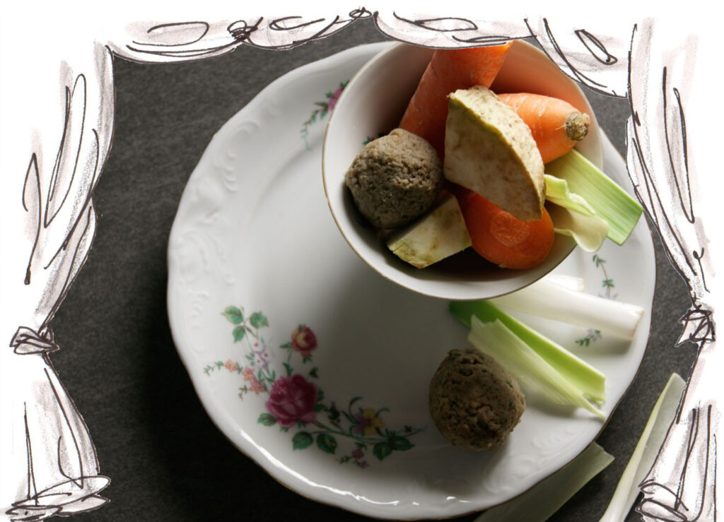 Austrian Recipe Liver Dumplings_03