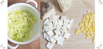 Cabbage Pasta - Krautfleckerl