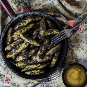 """Austrian Mohnnudeln Recipe (""""Poppy Seed Noodles"""")"""