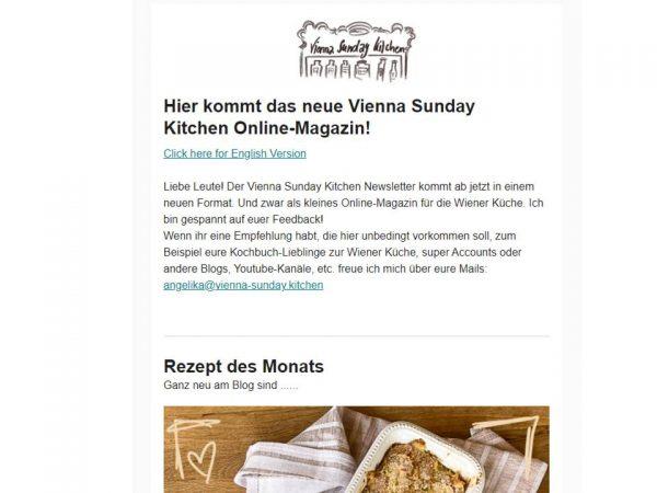 Österreichische Rezepte Online Magazin Oktober 2021